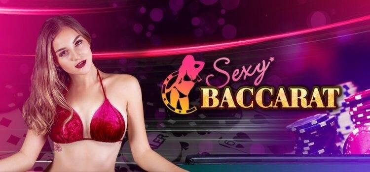 สมัคร Sexy Baccarat